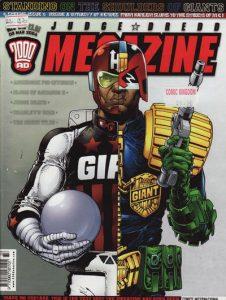 Judge Dredd Megazine #216 (2003)