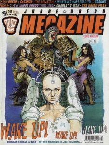 Judge Dredd Megazine #217 (2003)