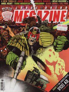 Judge Dredd Megazine #218 (2003)