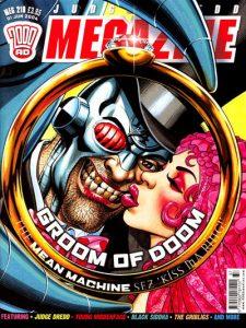 Judge Dredd Megazine #219 (2003)