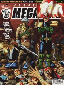 Judge Dredd Megazine #220 (2003)