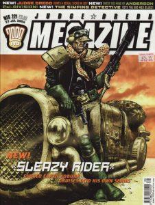 Judge Dredd Megazine #221 (2003)