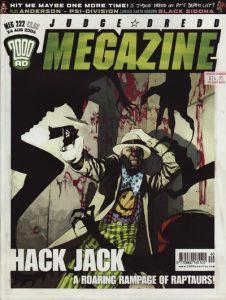 Judge Dredd Megazine #222 (2003)