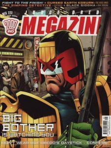 Judge Dredd Megazine #223 (2003)