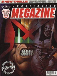 Judge Dredd Megazine #224 (2003)