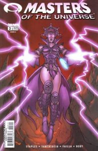 Masters of the Universe #3 (2003)
