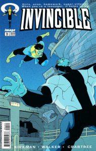 Invincible #2 (2003)