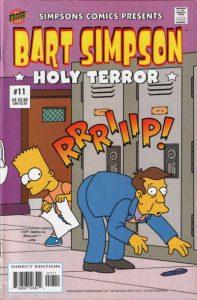 Simpsons Comics Presents Bart Simpson #11 (2003)