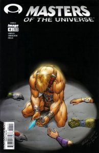 Masters of the Universe #4 (2003)