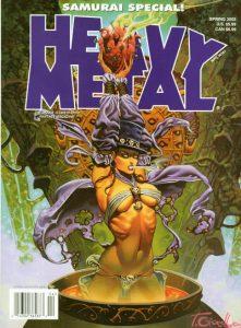 Heavy Metal Special Editions #1 (2003)