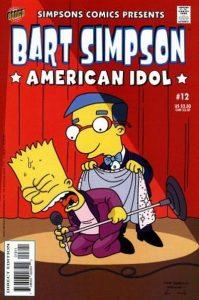 Simpsons Comics Presents Bart Simpson #12 (2003)