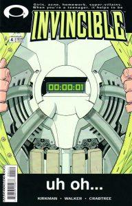 Invincible #4 (2003)