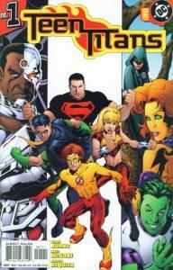 Teen Titans #1 (2003)