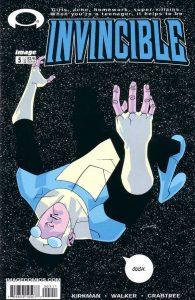 Invincible #5 (2003)