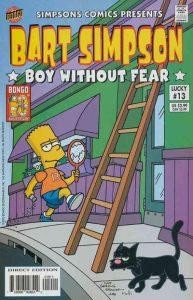 Simpsons Comics Presents Bart Simpson #13 (2003)