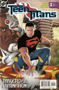 Teen Titans #2 (2003)