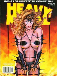 Heavy Metal Special Editions #1 [2] (2003)