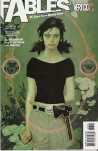 Fables #17 (2003)
