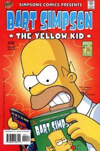 Simpsons Comics Presents Bart Simpson #14 (2003)