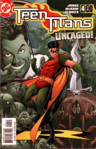 Teen Titans #4 (2003)