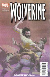 Wolverine #5 (2003)