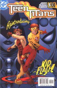 Teen Titans #5 (2003)