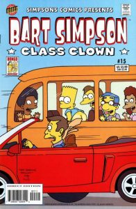 Simpsons Comics Presents Bart Simpson #15 (2003)