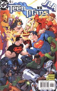 Teen Titans #6 (2003)