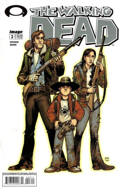 The Walking Dead #3 (2003)