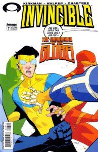 Invincible #7 (2003)