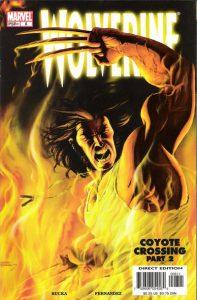 Wolverine #8 (2004)