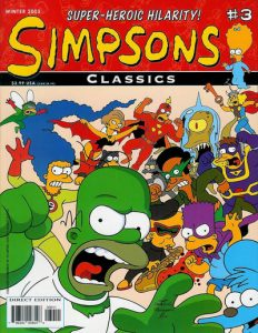 Simpsons Classics #3 (2004)