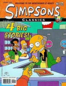 Simpsons Classics #12 (2004)