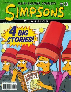 Simpsons Classics #13 (2004)
