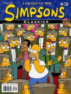 Simpsons Classics #16 (2004)