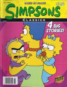 Simpsons Classics #18 (2004)