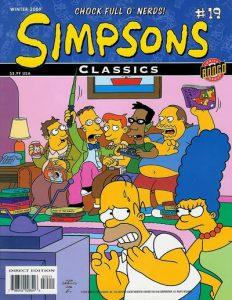Simpsons Classics #19 (2004)