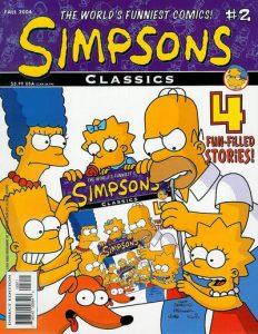 Simpsons Classics #2 (2004)