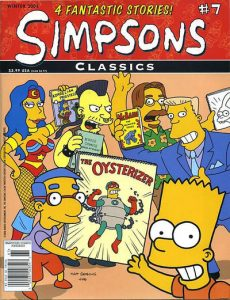Simpsons Classics #7 (2004)