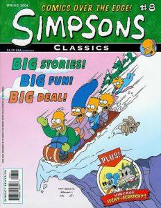 Simpsons Classics #8 (2004)