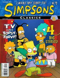 Simpsons Classics #9 (2004)