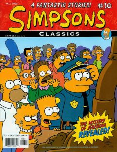 Simpsons Classics #10 (2004)
