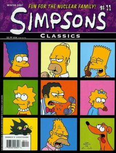 Simpsons Classics #11 (2004)