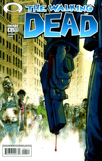 The Walking Dead #4 (2004)
