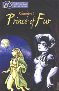 Rhudiprrt, Prince of Fur #11 (2004)
