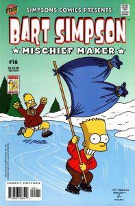 Simpsons Comics Presents Bart Simpson #16 (2004)