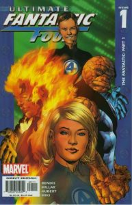 Ultimate Fantastic Four #1 (2004)