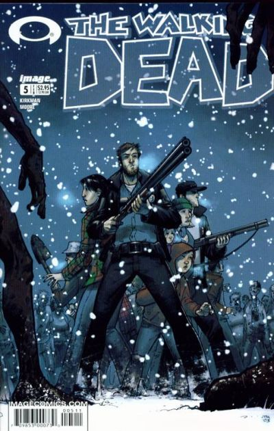 The Walking Dead #5 (2004)