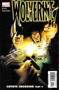 Wolverine #10 (2004)