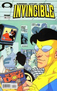 Invincible #10 (2004)